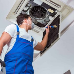 Great air duct cleaning services