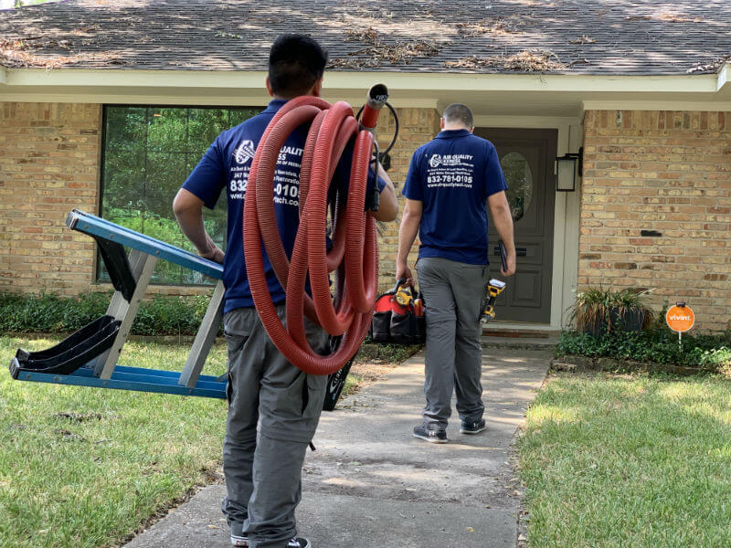 Sugar Land Duct Work Cleaning