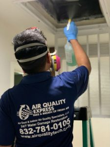 Houston HVAC Cleaning